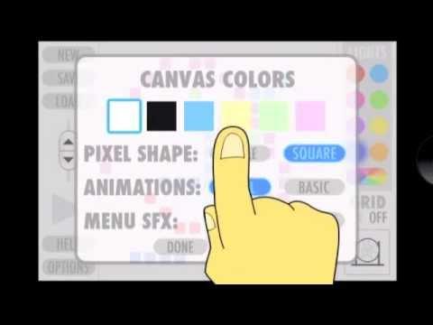 Video of GlowTunes