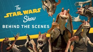 In this installment of The Star Wars Show, we go behind the scenes of OURSELVES! See how the show is made, from writing to shooting to editing. Plus, Frank is real!Watch more of The Star Wars Show at https://www.youtube.com/playlist?list=PL148kCvXk8pBjG-JOhlIU6rWzLyA2O2anVisit Star Wars at http://www.starwars.comSubscribe to Star Wars on YouTube at http://www.youtube.com/starwarsLike Star Wars on Facebook at http://www.facebook.com/starwarsFollow Star Wars on Twitter at http://www.twitter.com/starwarsFollow Star Wars on Instagram at http://www.instagram.com/starwarsFollow Star Wars on Tumblr at http://starwars.tumblr.com/