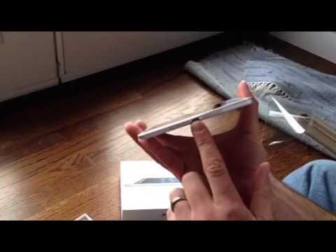 Unboxing iPad mini Wi-fi Cellular 32GB White