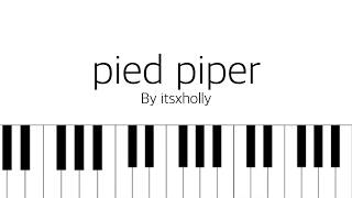 Video pied piper // bts // piano tutorial MP3, 3GP, MP4, WEBM, AVI, FLV April 2018