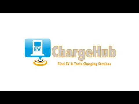 Video of EV & Tesla Charging Stations