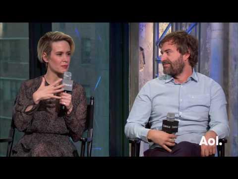 "Sarah Paulson, Mark Duplass And Alexandre Lehmann Discuss Their Film, ""Blue Jay"" | BUILD Series"