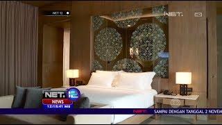 Video Intip Kemewahan Hotel Tempat Singgah Keluarga Bobby Nasution - NET12 MP3, 3GP, MP4, WEBM, AVI, FLV Maret 2018