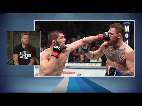 Pat McAfee and Rich Eisen Break Down UFC 229 Post-Fight Brawl | 10/8/18