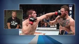 Video Pat McAfee and Rich Eisen Break Down UFC 229 Post-Fight Brawl | 10/8/18 MP3, 3GP, MP4, WEBM, AVI, FLV April 2019