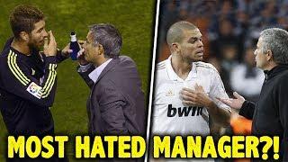 Video 10 Players Who HATE Jose Mourinho! MP3, 3GP, MP4, WEBM, AVI, FLV Juni 2018