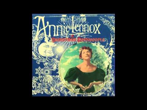 Tekst piosenki Annie Lennox - Il Est Ne Le Divin Enfant po polsku