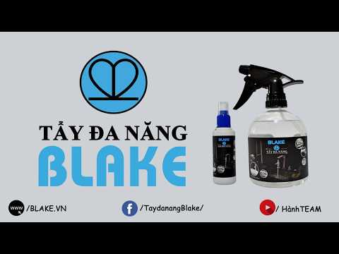Tẩy nhớt xe máy BLAKE