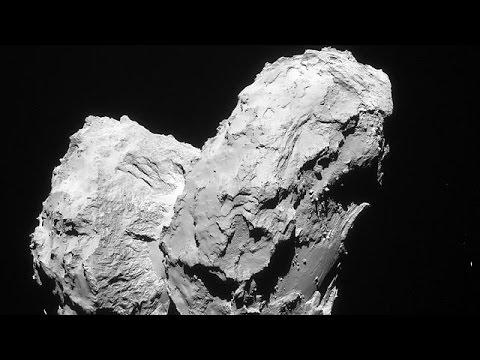 Προϊόν σύγκρουσης δύο σωμάτων ο κομήτης 67P