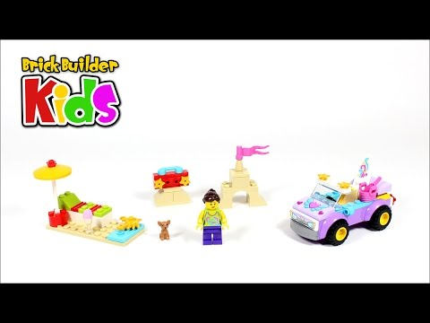Vidéo LEGO Juniors 10677 : L'excursion à la plage