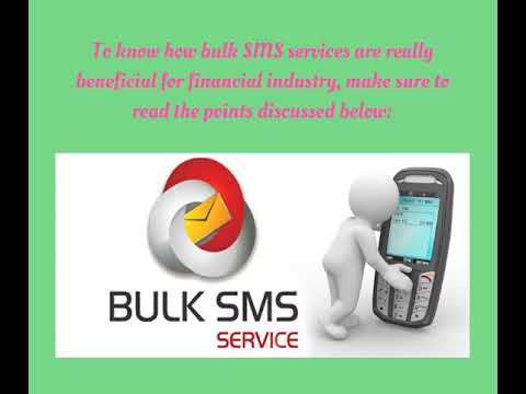 Top 7 Benefits of Bulk Sms Provider in Banalore