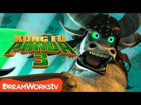 Kung Fu Panda 3 (Clip 'Kai Arrives')