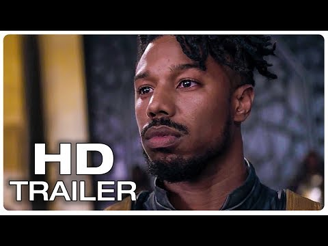 BLACK PANTHER T'Challa's Responsibility Trailer (2018) Marvel Superhero Movie HD