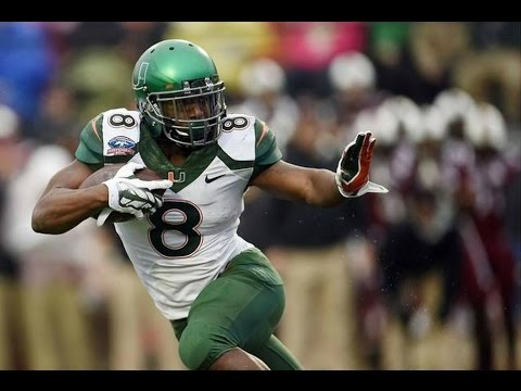 Duke Johnson Highlights 2014 Miami U