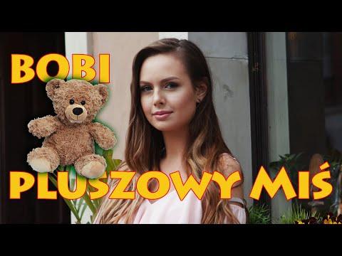 Bobi - Pluszowy miś