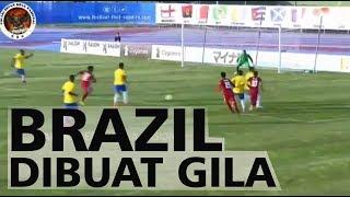 Video TIKI TAKA TIMNAS U19 vs BRAZIL - Brazil Hampir Dibuat Gila Oleh Timnas U19 Dalam 1 Menit Lebih MP3, 3GP, MP4, WEBM, AVI, FLV Desember 2018