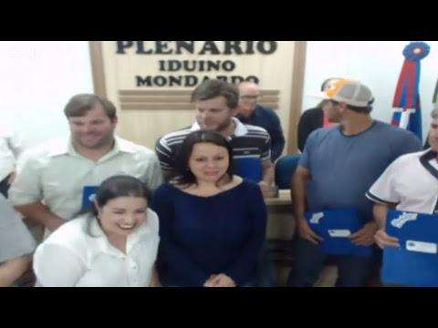SESSÃO ORDINÁRIA DIA 15 DE OUTUBRO DE 2018