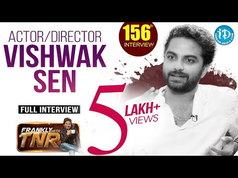 Falaknuma Das Actor/Director Vishwak Sen Exclusive Interview || Frankly With TNR #156