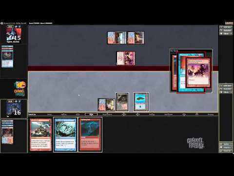 Modern - LSV continues to develop UR Delver with the possibly broken Treasure Cruise in Modern!