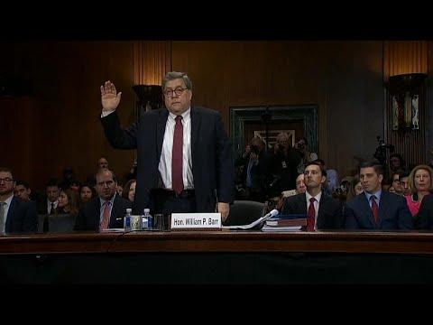 USA: Kongress gegen Weißes Haus - Justizminister im V ...