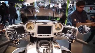 7. Indian Roadmaster - Model 2018 - EICMA 2017