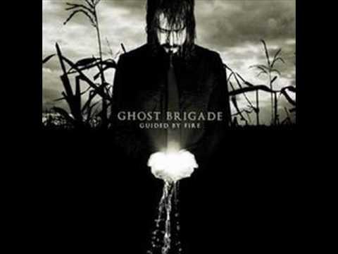 Tekst piosenki Ghost Brigade - Horns po polsku