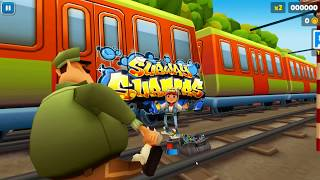 Subway Surfers Gameplay PC - First play