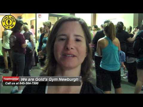 Gold's Gym Newburgh Testimonial, Rebecca - How She Lost 75 lbs