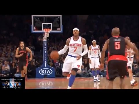 Carmelo Anthony Offense Highlights 2012/2013 Part 4