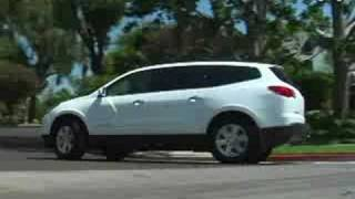 2009 Chevrolet Traverse Full Test