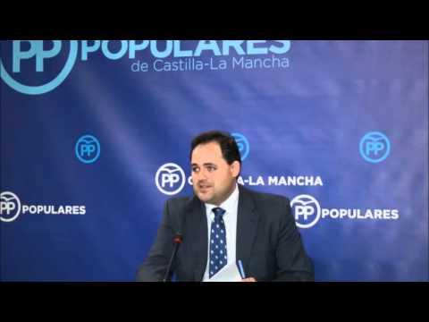Núñez, Page ha actuado con mala fe en relación al nuevo hospital de Toledo