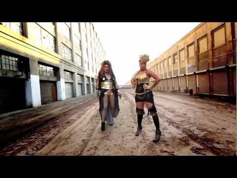 Kwanza Jones: MADE U LOOK (feat. Pollo Del Mar) - Official Video