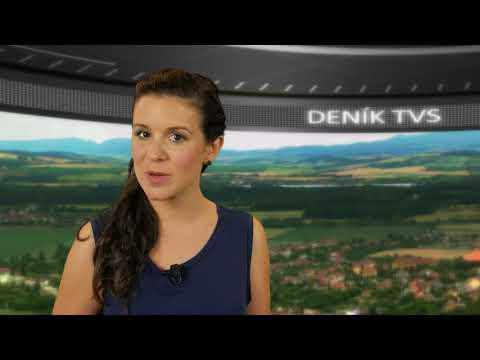 TVS: Deník TVS 14. 9. 2017