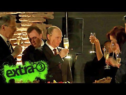 G20-Lied: Wenn Autokraten feiern | extra 3