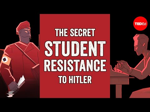 The White Rose: the Brave Student Resistance to Nazi Germany