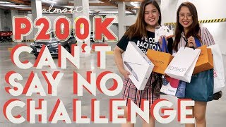 Video THE BEST DAW na Can't Say NO Challenge! DARES + SHOPPING SPREE with my Sister! LAUGHTRIP TO MP3, 3GP, MP4, WEBM, AVI, FLV Januari 2019