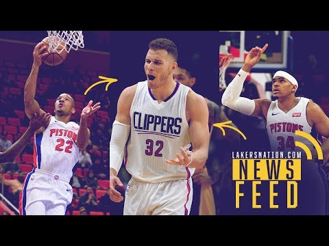 Video: LN News Feed: A Look At The Blake Griffin Deal From A Lakers Perspective