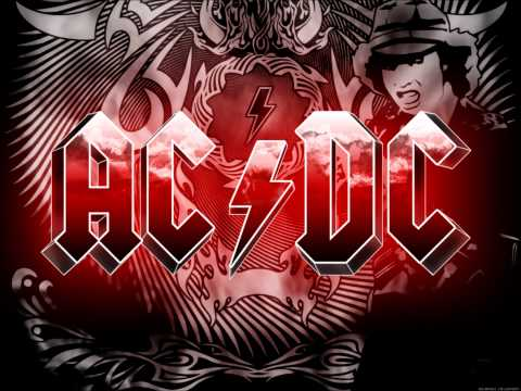 high quality - Artist: AC/DC Song: Thunderstruck Album: The Razors Edge, 1990 Lyrics: I was caught in the middle of a railroad track (Thunder) I looked round and I knew the...
