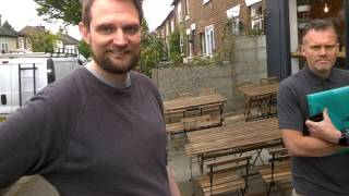 Villiers Coffee House – Day 2 with Andy Killpack