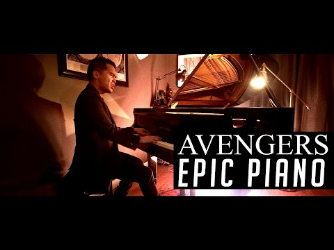 "Alan Silvestri  ""The Avengers Theme"" Cover by Jervy Hou"