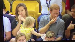 2 Years toddler stealing Prince Harry Popcorn cute Movement