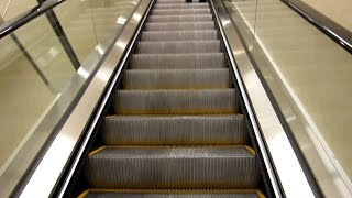 Andheri India  city images : Mumbai Metro Escalator @ Andheri Station Mumbai India 2015