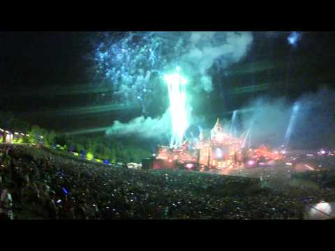 Teaser of wezze's tomorrowland 2015 aftermovie