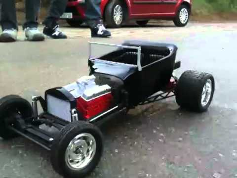 Ford T bucket rc