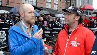 Gumball 3000 i Oslo, Norge. Team 43