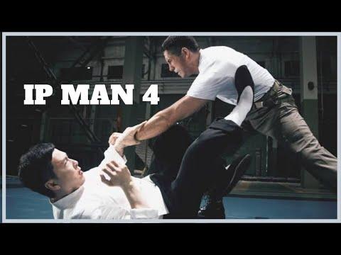 Ip Man 4 The Finale | Donnie Yen | | Bruce Lee | | Scott Adkins |