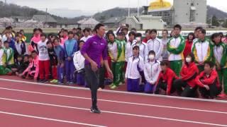 これが日本代表のコーナーリング!3走のプロに学ぶ!