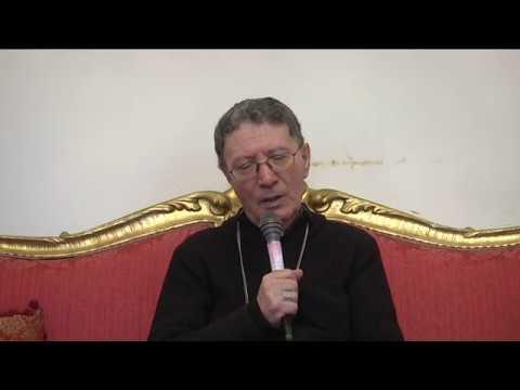 Messaggio Augurale del Vescovo dei Marsi Mons. Pietro Santoro