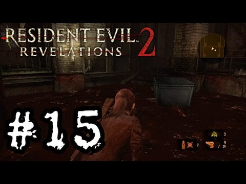 Resident Evil Revelations 2 PS4 #15 - Series of Survival Horror