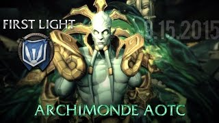 Heroic Archimonde AotC / Fall of the Defiler